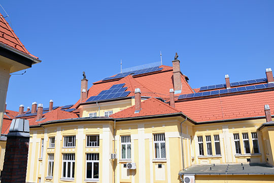 Installation of a photovoltaic system in Karcag – 82.5 kW